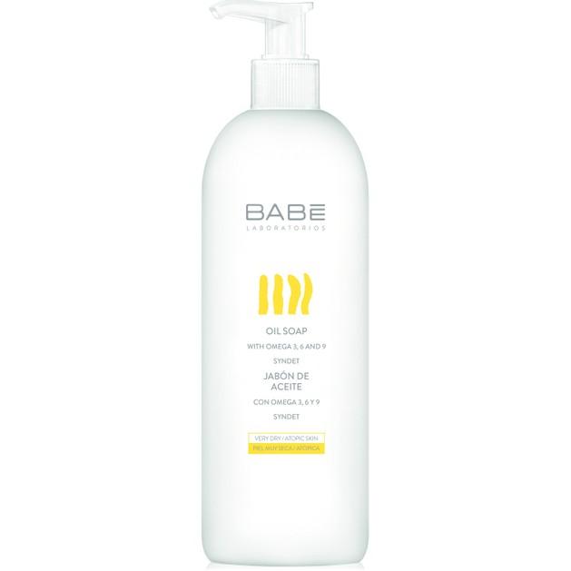 Babe Body Oil Soap 500ml