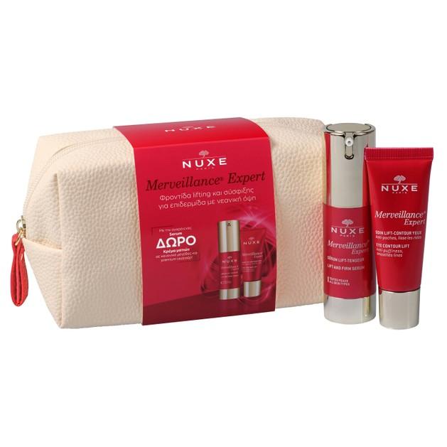 Nuxe Promo Merveillance Expert Serum 30ml & Δώρο Merveillance Expert Soin Lift-Contour Yeux 15ml