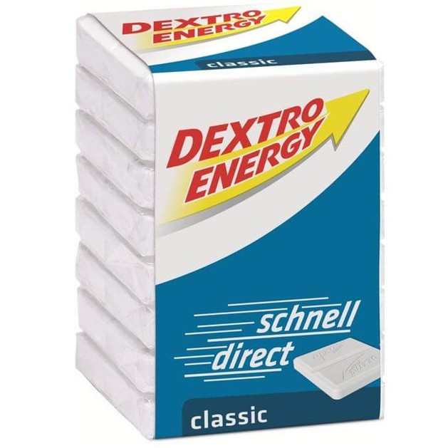 Dextro Energy Classic Ταμπλέτες Δεξτρόζης, 46gr / 8 tabs