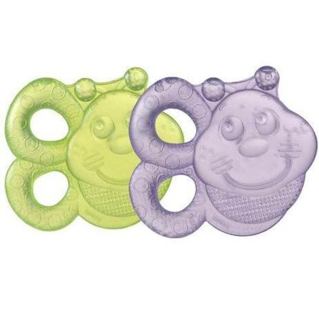 Playgro Bee Water Teethers Δροσιστικός Κρίκος Οδοντοφυΐας 3m+