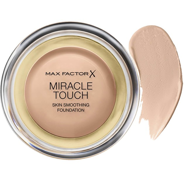 Max Factor Miracle Touch Foundation 55 Blushing Beige (make up)