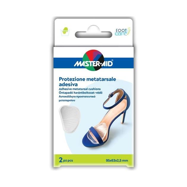 Master Aid Protection Metatarsal Gel  Προστατευτικό Μεταταρσίου 2 τεμάχια