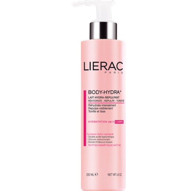 Lierac Body-Hydra Lait Repulpant 200ml