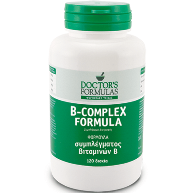 Doctor\'s Formulas B-Complex Formula 120tabs