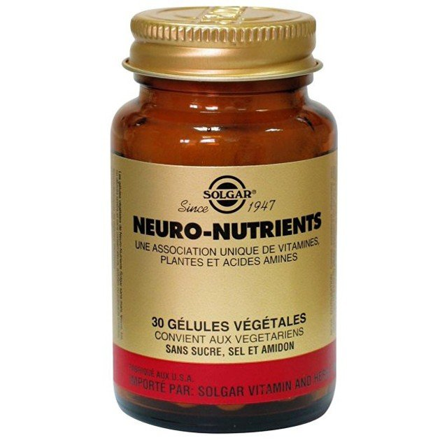 Solgar Neuro Nutrients veg.caps
