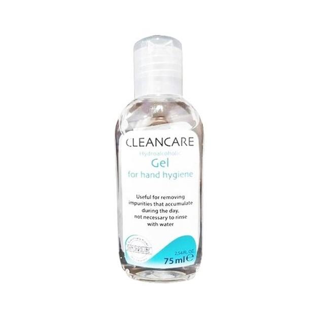 Synchroline Cleancare for Hand Hygiene ΑντισηπτικόΚαθαριστικό Για Την Υγιεινή Των Χεριών75ml