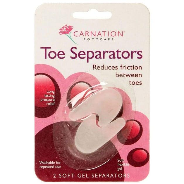 Vican Carnation Toe Separators 2τμχ