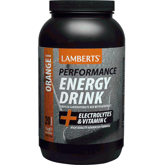 Lamberts Performance Energy Drink1000gr Powder