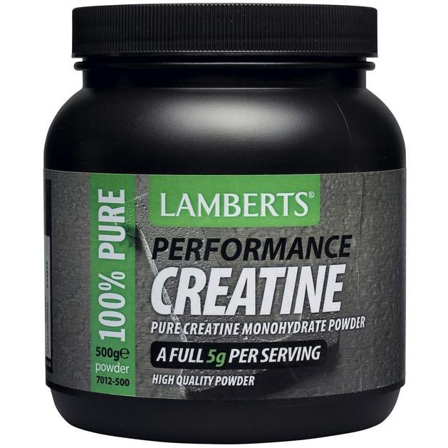Lamberts Peformance Creatine 500gr Powder