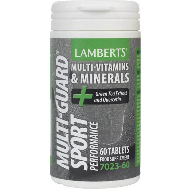 Lamberts Multi Guard Sport 60tabs