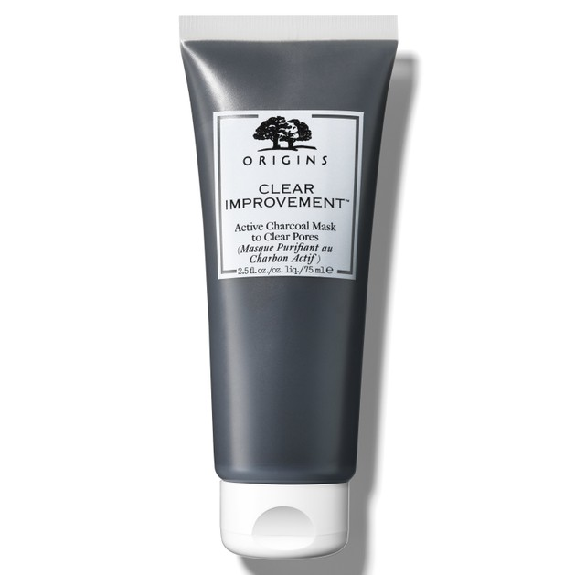 Origins Clear Improvement Active Charcoal Mask to Clear Pores Μάσκα με Ενεργό Άνθρακα για Βαθύ Καθαρισμό των Πόρων 75ml