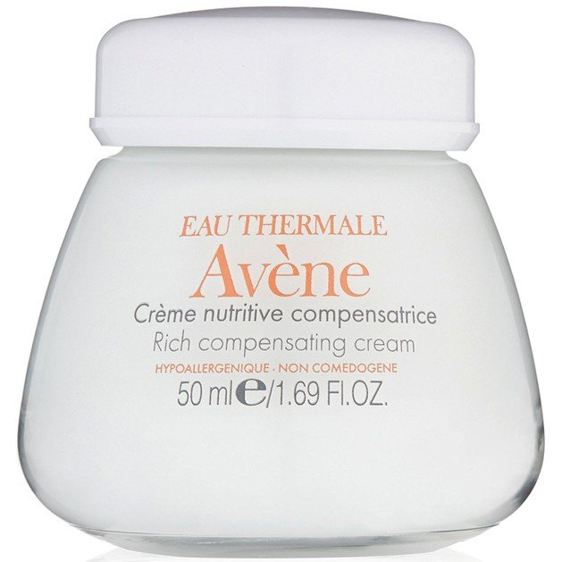 Avene Les Essentiels Creme Nutritive Compensatrice Νέα Κρέμα Θρέψης & Αναζωογόνησης με Φυσικό Εκχύλισμα Κόκκινων Φρούτων 50ml
