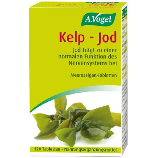A.Vogel Kelp Φυσική Πηγή Μεταλλικών Στοιχείων 120 tabs