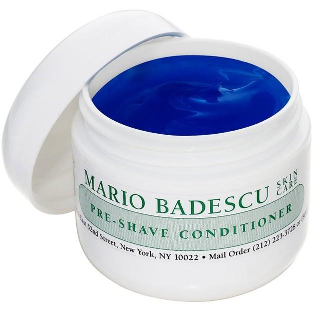 Mario Badescu Pre - Shave Conditioner Τζελ που Μαλακώνει τις Τρίχες & Επιτρέπει πιο Βαθύ Ξύρισμα 59ml