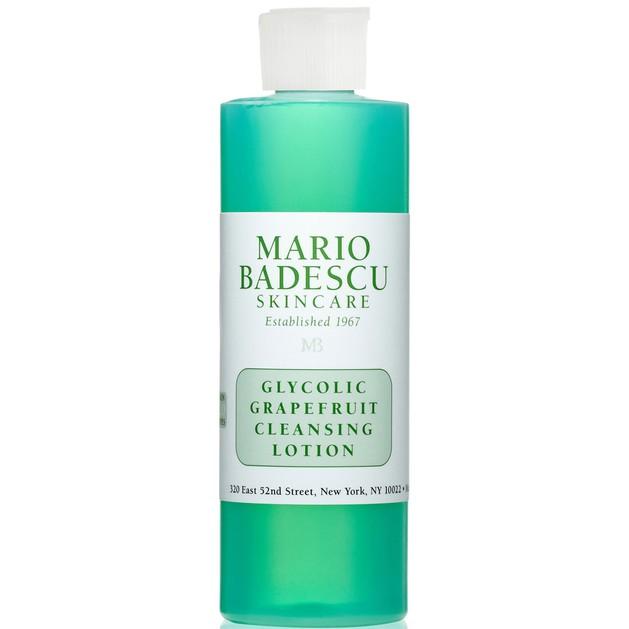 Mario Badescu Glycolic Grapefruit Cleansing Lotion Βαθύς Καθαρισμός & Απομάκρυνση των Νεκρών Κυττάρων από την Επιδερμίδα 236ml