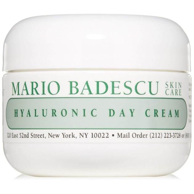 Mario Badescu Hyaluronic Day Cream Θρεπτική Κρέμα Ημέρας με Υαλουρονικό Οξύ 28ml