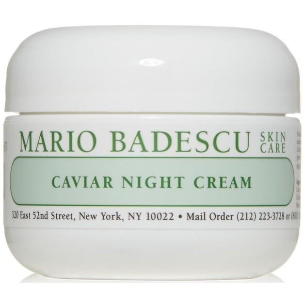 Mario Badescu Caviar Night Cream Πλούσια Συσφιγκτική Κρέμα Νύχτας με Χαβιάρι & Κολλαγόνο 29ml