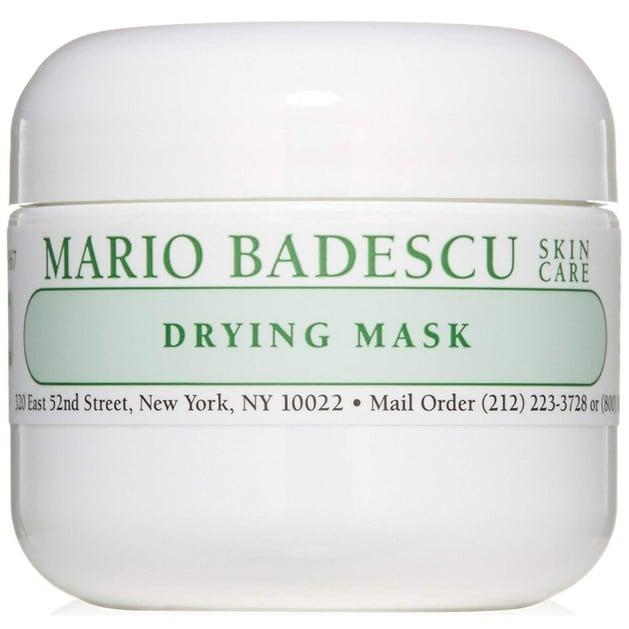 Mario Badescu Drying Mask Μάσκα Προσώπου Βασισμένη σε Θειάφι που Ξηραίνει τα Σπυράκια & Απομακρύνει την Λιπαρότητα 59ml