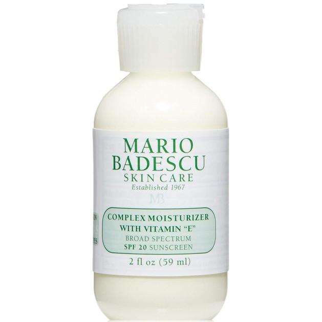 Mario Badescu Complex Moisturizer With Vitamin E, Spf20 Αντιοξειδωτική, Αντιγηραντική Φόρμουλα για Ξηρά & Ώριμα Δέρματα 59ml