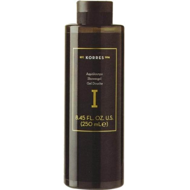 Korres Premium I Women Showergel Freesia, Vanilla & Bergamot 250ml