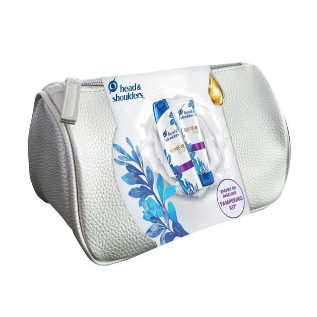 Head & Shoulders Promo Supreme Repair Anti-Dandruff Shampoo 300ml & Supreme Repair Hair & Scalp Conditioner με Argan Oil 220ml