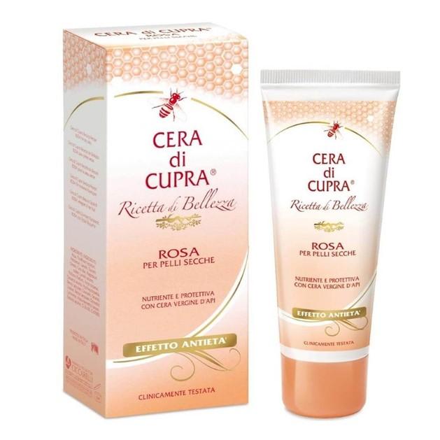 Δώρο Cera di Cupra Beauty Recipe Rosa Ενυδατική Κρέμα Προσώπου για Ξηρά Δέρματα 75ml