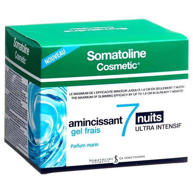Somatoline Cosmetic Amincissant 7 Nuits Ultra Intensif Gel Frais Εντατικό Αδυνάτισμα 7 Νύχτες 250ml