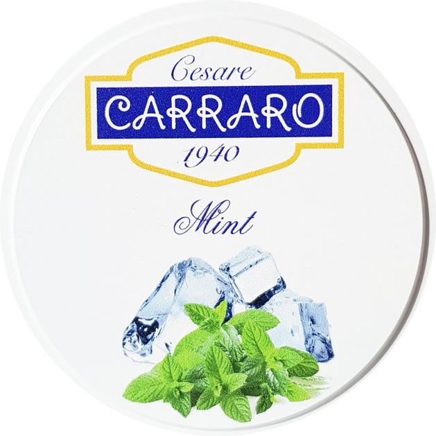 Carraro Mint Καραμέλες για το Λαιμό με Μέντα 40gr