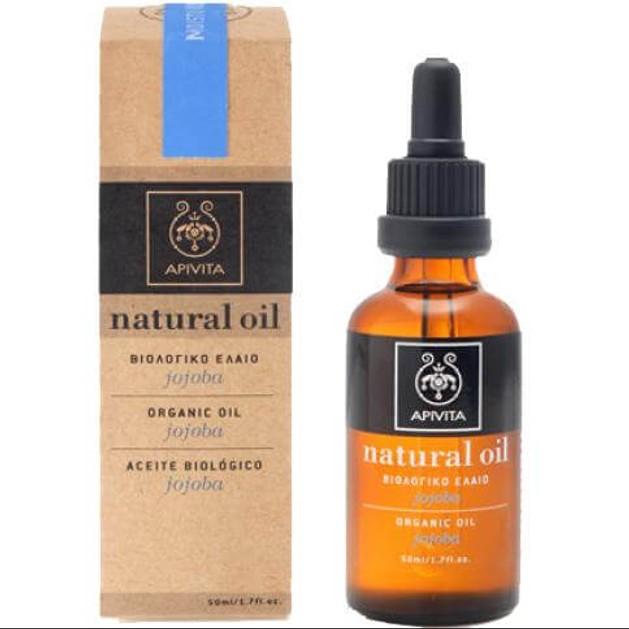 Apivita Natural Oil Jojoba 50ml