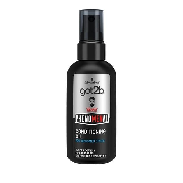 Schwarzkopf Got2B Phenomenal Oil Beard Έλαιο για Μούσια 75ml