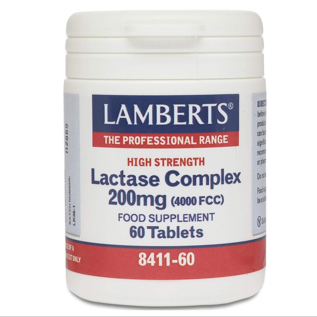 Lamberts Lactase Complex 60Tabs