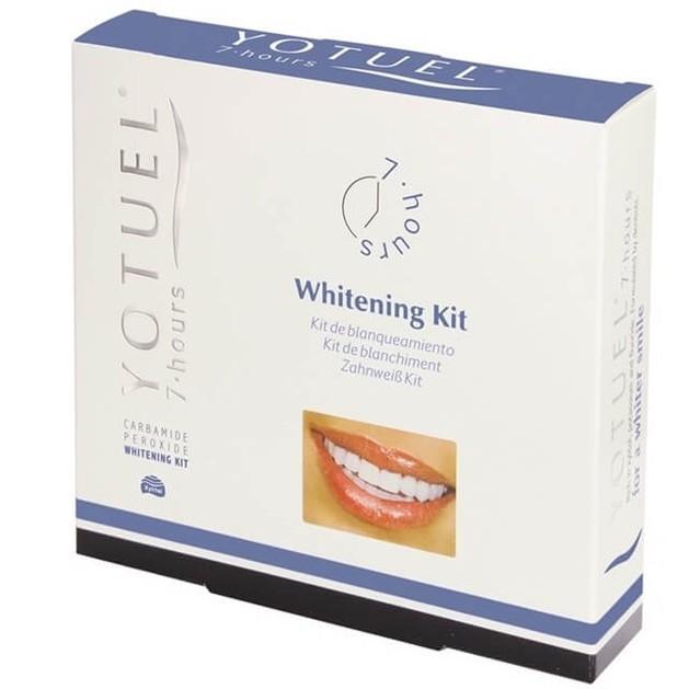 Yotuel 7 Hours Whitening Kit Σύστημα Λεύκανσης Δοντιών Ειδικά Σχεδιασμένο από Οδοντιάτρους, Χωρίς Λειαντικά ή Καθαριστικά