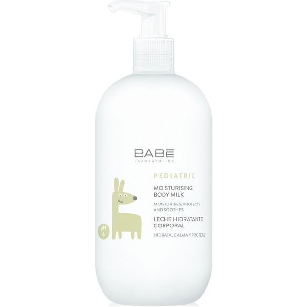 Babe Pediatric Moisturising Body Milk 500ml