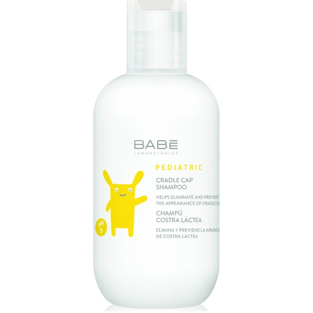 Babe Pediatric Crandle Cap Shampoo 200ml
