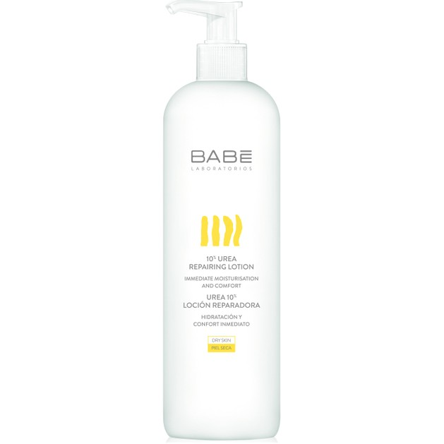 Babe Body 10% Urea Repairing Lotion 500ml