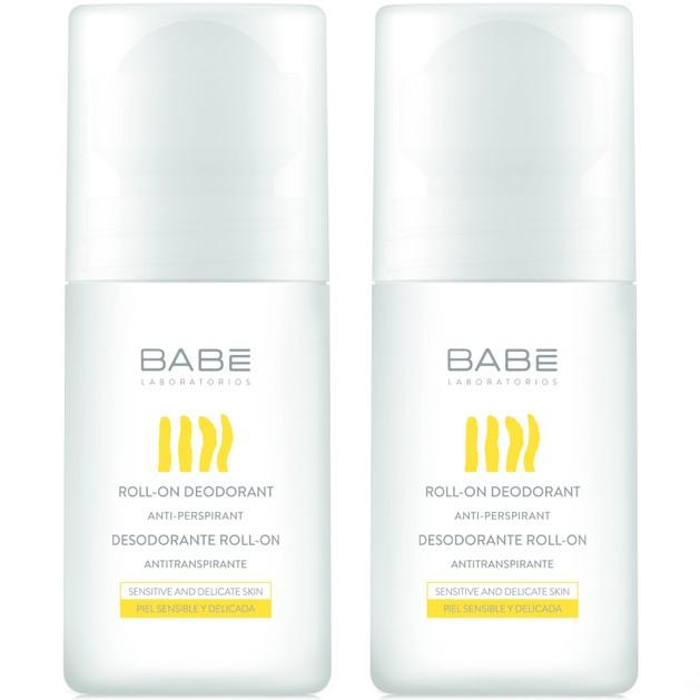 Babe Roll-On Deodorant Anti-Perspirant 2x50ml