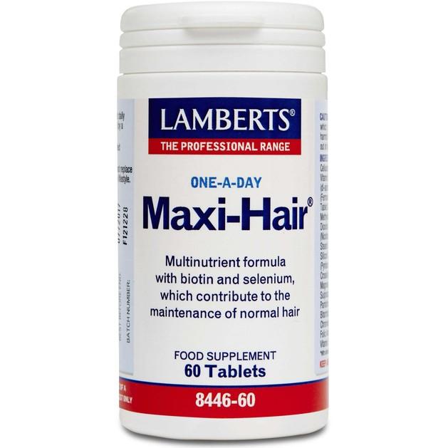 Maxi-Hair 60 tabs - Lamberts