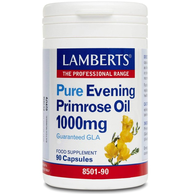 Lamberts Pure Evening Primrose Oil 1000mg 90 tabs