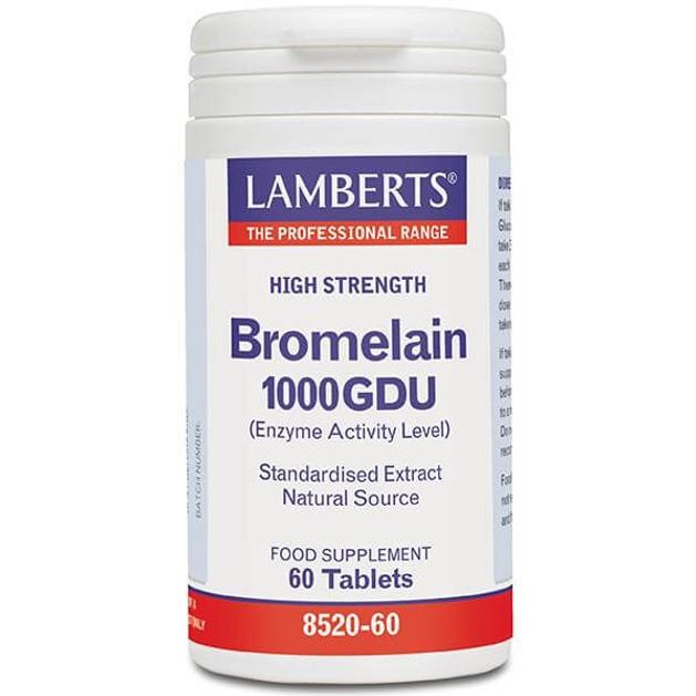 Lamberts Bromelain 400mg 60 tabs