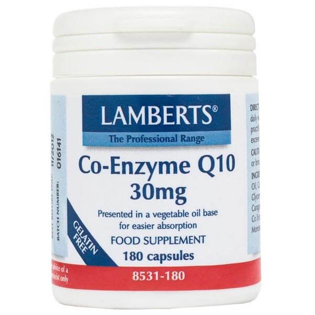 LambertsCo-Enzyme Q10 30mg