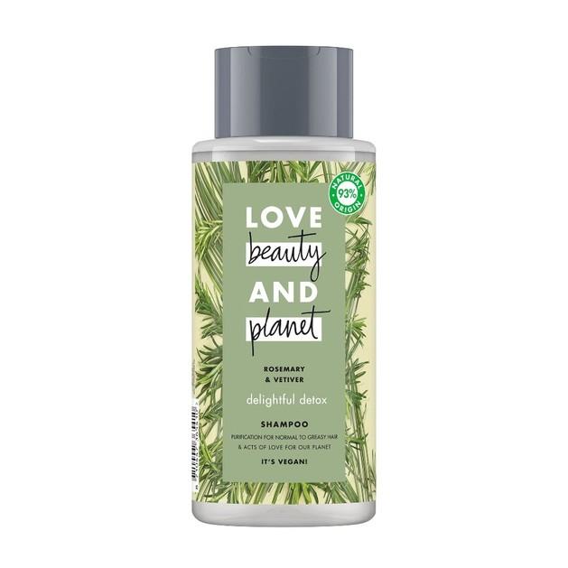 Love Beauty & Planet Shampoo Rosemary & Vetiver 400ml