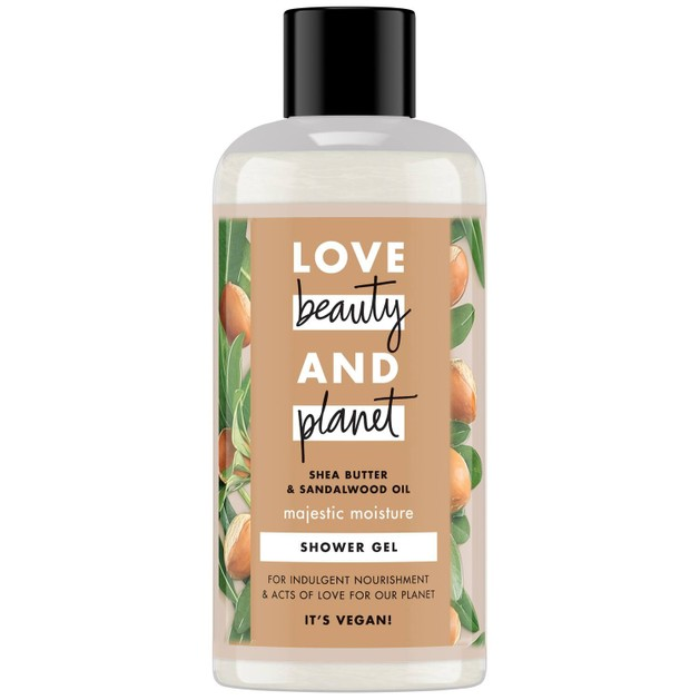 Δώρο Love Beauty and Planet Shower Gel Shea Butter & Sandalwood Oil 100ml