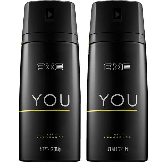 Axe Πακέτο Προσφοράς You Body Spray 2x150ml 1+1 Δώρο