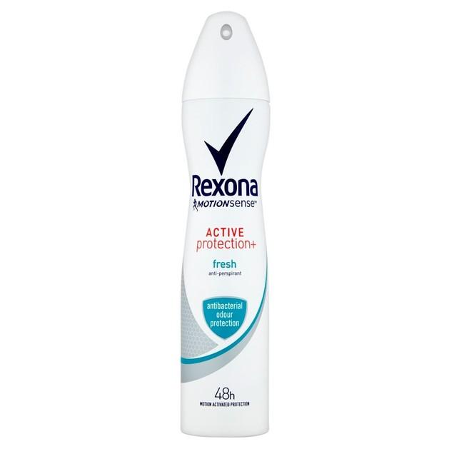 Rexona Deodorant Spray Active Protection Fresh 48h Αποσμητικό Spray για Αίσθηση Φρεσκάδας που Διαρκεί 150ml