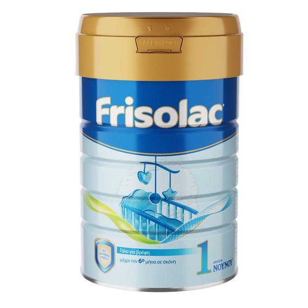 Nounou Frisolac No1 400gr