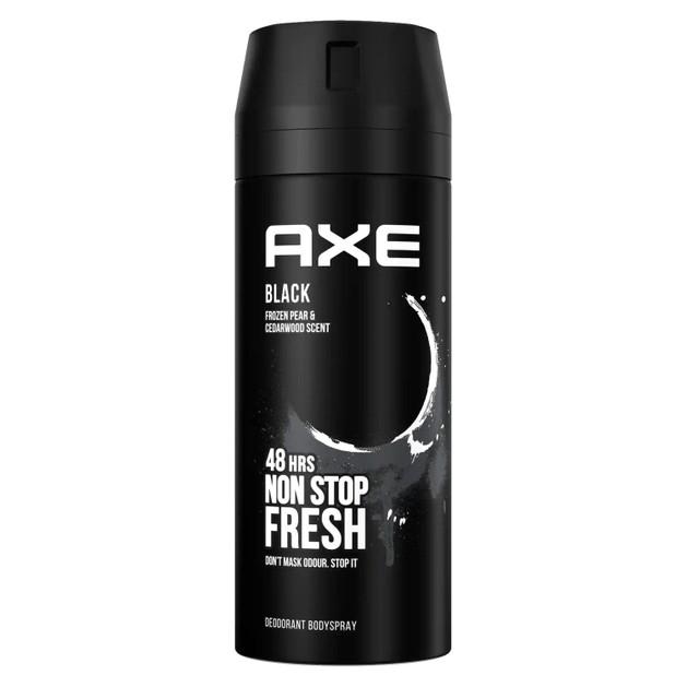 Axe Black Body Spray 48h Fresh 150ml