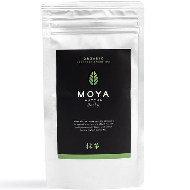 Moya Matcha Traditional Οργανικό Γιαπωνέζικο Πράσινο Τσάι 50g
