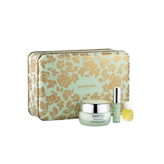 Darphin Set Exquisage Beauty Revealing Cream 50ml, Beauty Revealing Serum 4ml & Jasmine Aromatic Care 4ml