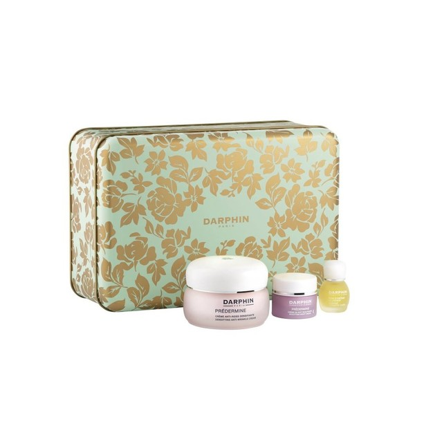 Darphin Set Predermine Densifying Anti-Wrinkle Cream 50ml, Sculpting Night Cream 5ml & Jasmine Aromatic Care 4ml