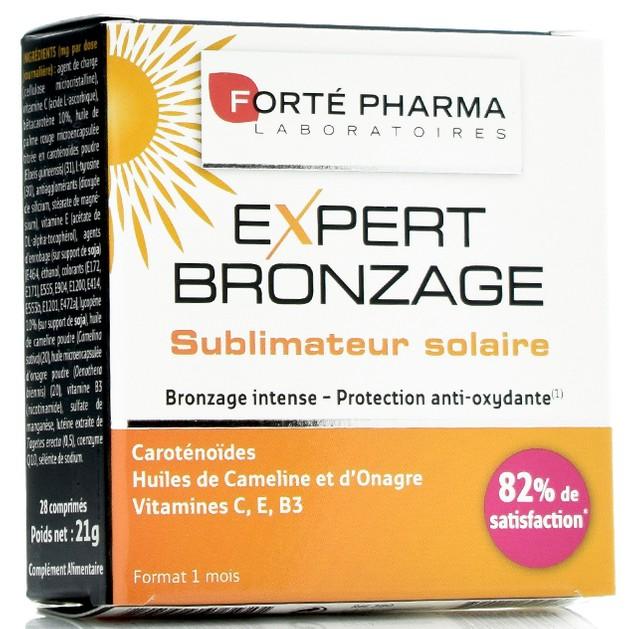 Forte Pharma Expert Bronzage 28Tabs